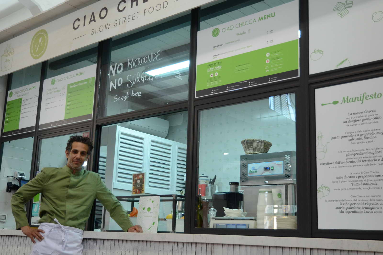 Ciao Checca Slow Street Food